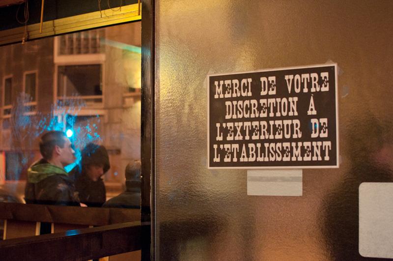 Cafe Lansdowne Road Brest  Fevrier